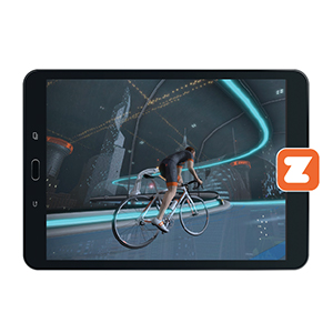 Application Zwift